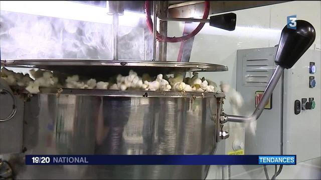 Gers : le spécialiste européen du maïs à popcorn installé à Bézéril