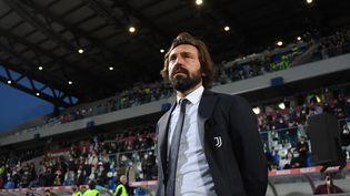 Andrea Pirlo quitte son poste d'entraîneur de la Juventus en ayant remporté la Coupe d'Italie et la Supercoupe d'Italie. (ALBERTO LINGRIA / POOL)