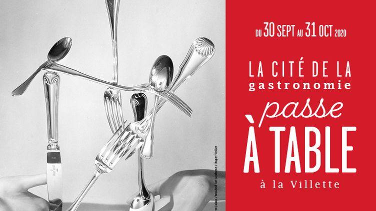 Exposition à voir à La Villette et ensuite dans toute la France (CITE DE LA GASTRONOMIE)