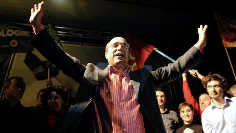 Jean-Louis Roumégas en février 2010 à Paris (AFP PHOTO / GERARD JULIEN)