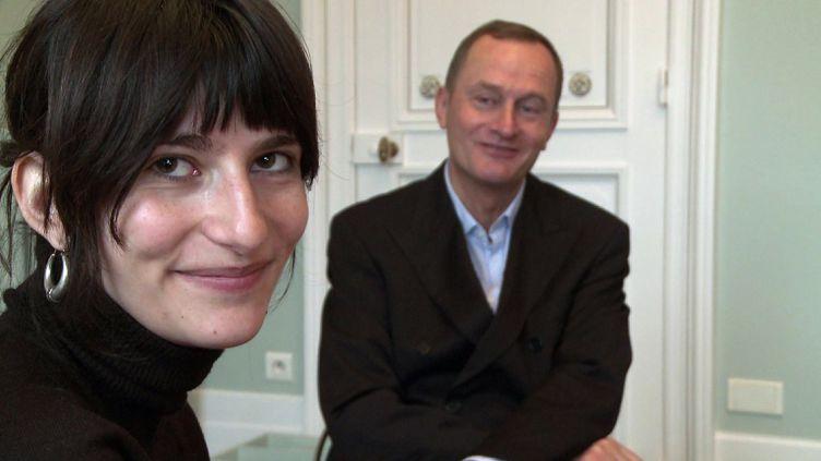 Marion Larat, le 14 décembre 2012. ( AFP )
