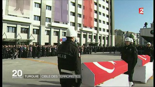 Turquie : cible des terroristes
