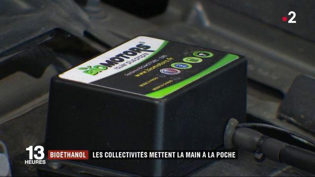 Bioéthanol : hausse des ventes du biocarburant en France