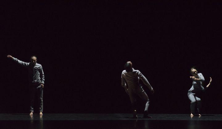 Lamentations-variation de Nicolas Paul de l'Opéra de Paris  (Benoîte Fanton / Opéra national de Paris)