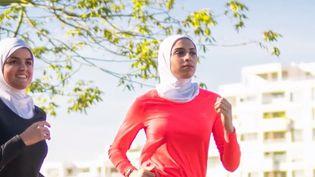 Le hijab de sport de Décathlon (France 3)