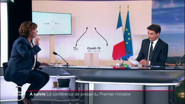 """Edouard Philippe """"Il y a une bonne et une mauvaise nouvelle"""""""
