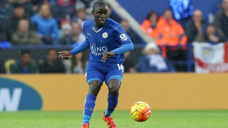 N'Golo Kante de Leicester City  (MATTHEW BUNN / BACKPAGE IMAGES LTD)
