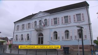 La mairie de Wittenheim (FRANCEINFO)