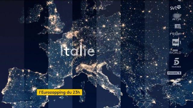 """L'Eurozapping du 23h : les """"gilets jaunes"""" venus soutenir Julien Assange à Londres"""