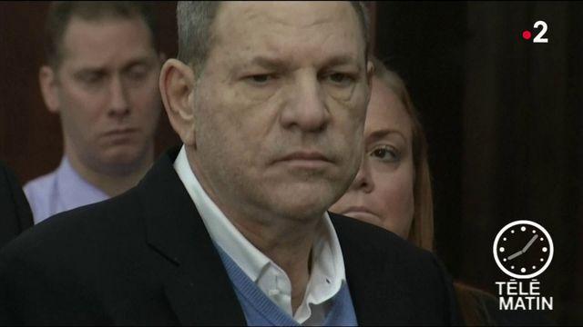 Affaire Weinstein : le producteur de cinéma plaide non coupable