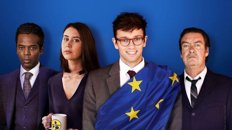 """Les acteurs de """"Parlement"""" seront de retour dans une nouvelle saison en 2022. (France TV)"""