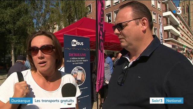 Dunkerque instaure les transports gratuits dans l'agglomération