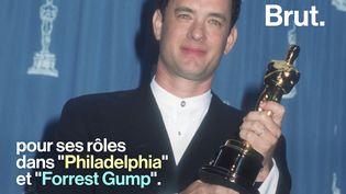 """VIDEO. """"La vérité, c'est que Tom a toujours gardé ses meilleurs rôles pour la vraie vie"""" : voici l'histoire de Tom Hanks (BRUT)"""
