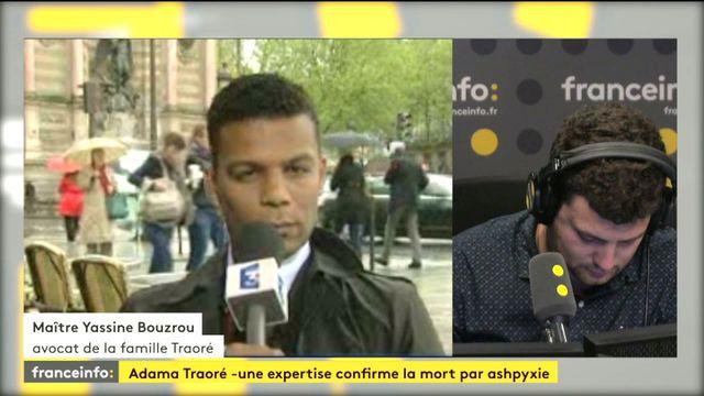 """Nouvelle expertise sur la mort d'Adama Traoré : la famille se dit """"soulagée"""" selon leur avocat"""