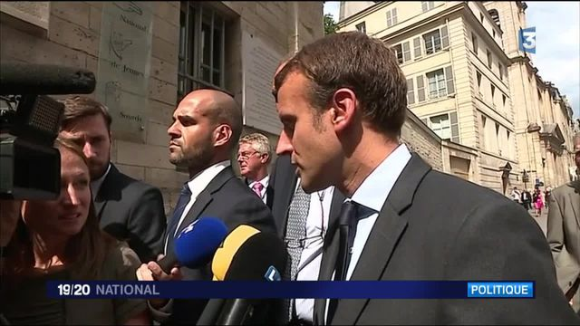 Emmanuel Macron, enfin libre