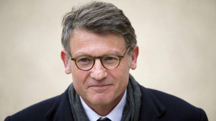 Vincent Peillon, le ministre de l'Education nationale, le 17 mai 2012 à Paris. (LIONEL BONAVENTURE / AFP)