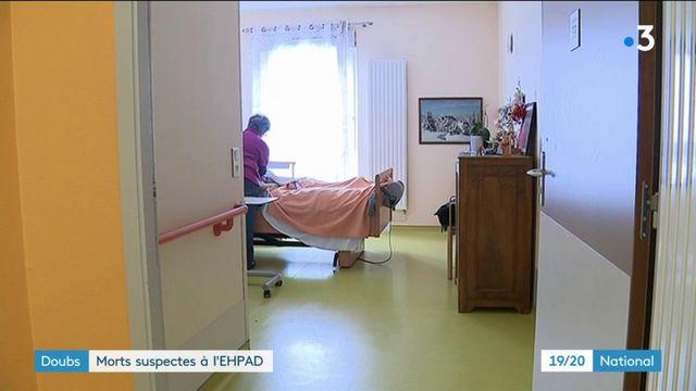 Doubs : une enquête ouverte après une mort suspecte dans un Ehpad