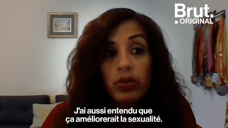 VIDEO. Elle mène un combat permanent pour interdire les mutilations génitales en Inde (BRUT)