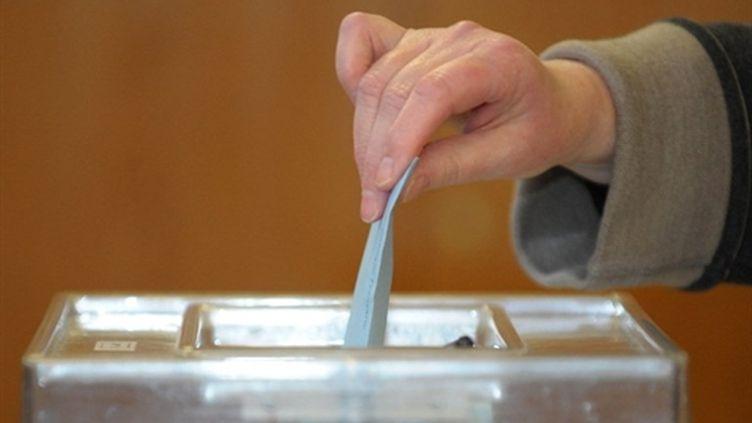 """Il est temps """"d'offrir une alternative au vote protestataire, qui soulage mais ne construit rien"""", selon l'appel du 21/4 (AFP - Frederick Florin)"""