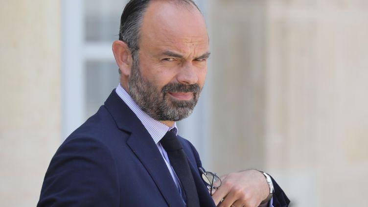 Edouard Philippe, le 17 juillet 2019 à Paris. (LUDOVIC MARIN / AFP)