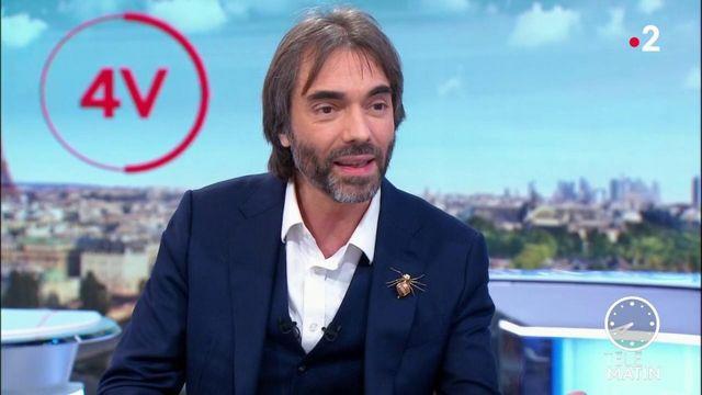 "Cédric Villani : ""ma candidature continue"""