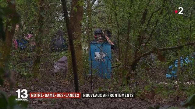 Notre-Dame-des-Landes : violences dans la ZAD et manifestation à risque dans Nantes