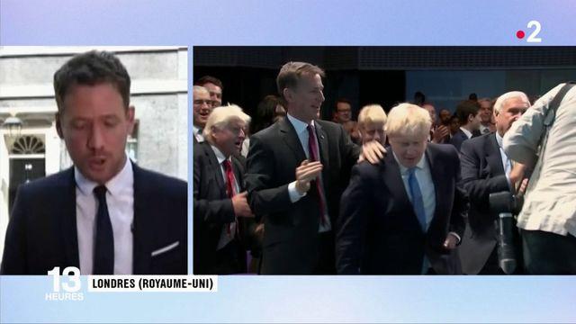 Royaume-Uni : Boris Johnson succède sans surprise à Theresa May
