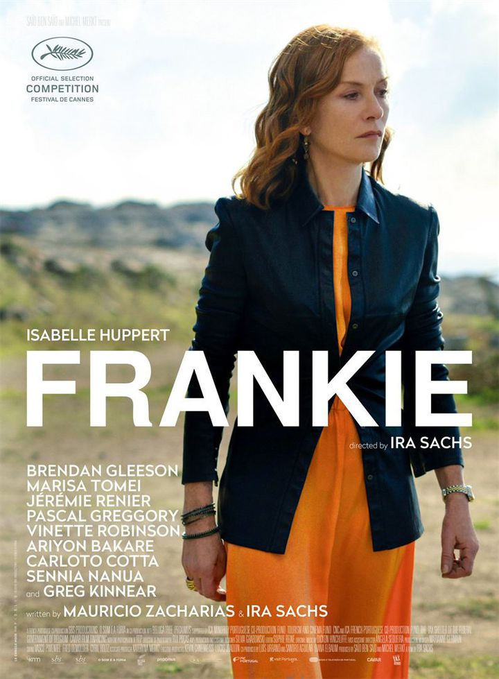 "L'affiche du film deIra Sachs ""Frankie"" (SBS Distribution)"