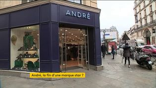 Le chausseur André menacé (FRANCEINFO)