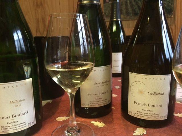 (Vins de Champagne © Laurent Mariotte)