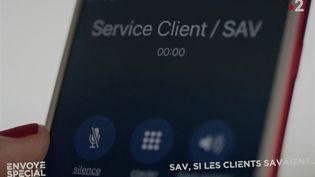 SAV, si les clients savaient... (ENVOYÉ SPÉCIAL  / FRANCE 2)