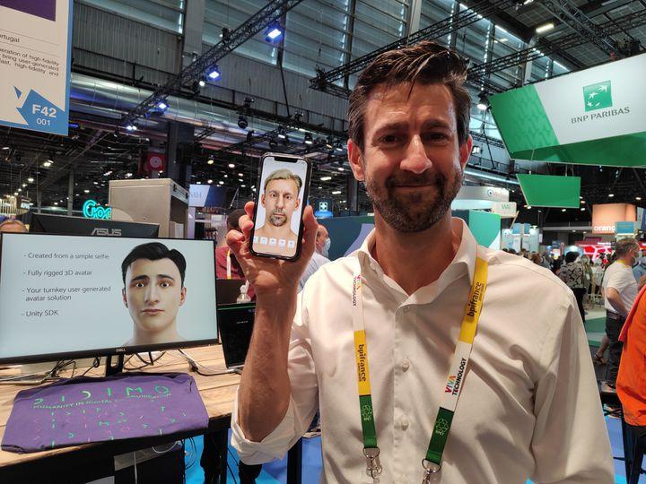 Jeux vidéos, visioconférences... Didimo entend bien s'imposer sur le marché des échanges numériques. (Faustine Mazereeuw)