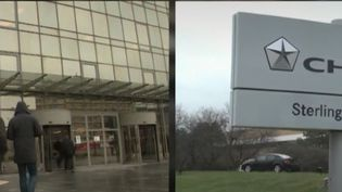 Les deux groupes automobile PSA et Fiat-Chrysler discutent d'une fusion dans laquelle les deux entreprises auraient des intérêts. (FRANCE 3)
