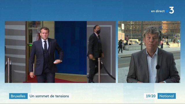 Bruxelles : un sommet avec beaucoup de tensions