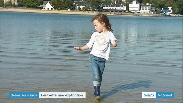 Bébés sans-bras : peut-être une explication
