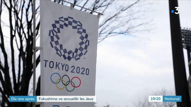 Japon : dix ans après, Fukushima va accueillir les Jeux Olympiques
