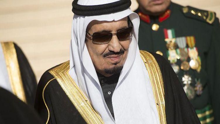 Salman ben Abdel Aziz, nouveau souverain d'Arabie Saoudite. (AFP PHOTO / SAUL LOEB)