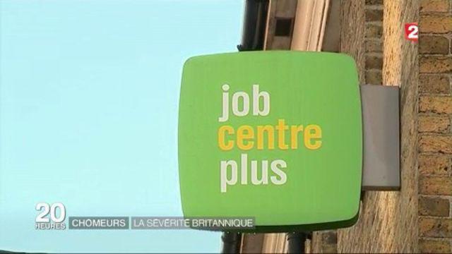Londres : la sévérité britannique envers les chômeurs