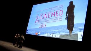 Cinemed, des films de fiction ou documentaires, des débats, des renncontres avec les réalisateurs et les comédiens pendant une semaine au Corum de Montpellier  (France3 / Culturebox)