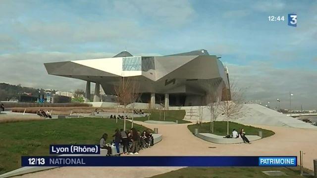 Lyon : à la découverte du musée des Confluences