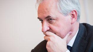 (François Pérol est jugé pour prise illégale d'intérêt © MAXPPP)