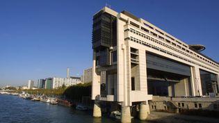Ministère de l'Economie et des Finances, quai de Bercy à Paris (FRANCOIS GUILLOT / AFP)