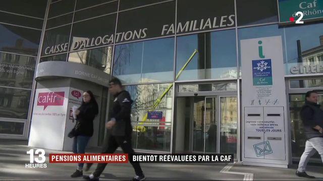 Pensions alimentaires : bientôt réévaliées par la CAF
