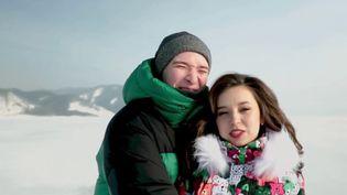 Mariages : des noces de glace sur le lac Baïkal en Russie (France 2)