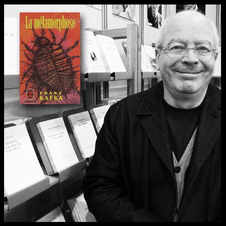 Yves Ravey, écrivain  (Laurence Houot / Culturebox)