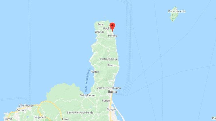 Macinaggio (Haute-Corse). (GOOGLE MAPS)