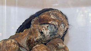 La momie de Saint-Dizier est précolombienne  (France3/culturebox)