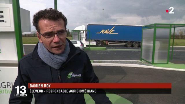 Biométhane : une énergie plus verte et moins chère