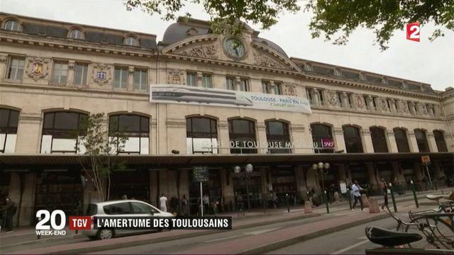LGV : l'amertume des Toulousains