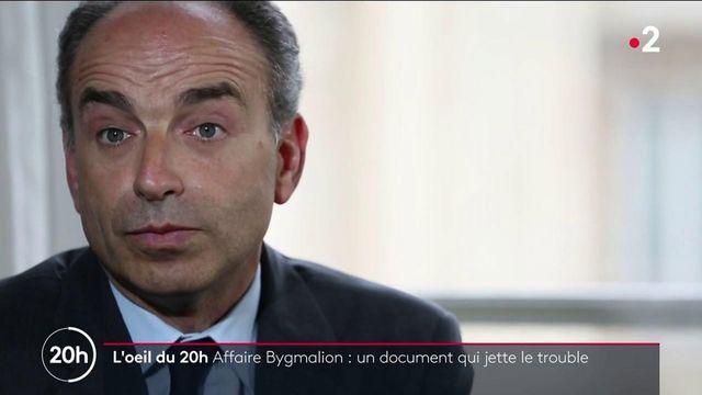 Affaire Bygmalion : le document qui sème le trouble